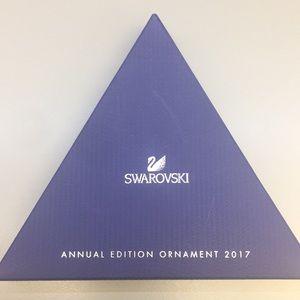 Swarovski 2017 annual ornament